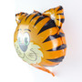 "Mini 14"" Tiger Head Cartoon Animal Balloon"
