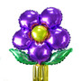 "17"" Flower Shaped Balloon"