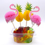3D Flamingo Picks Pack of 20pcs