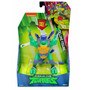 Rise of the Teenage Mutant Ninja Turtles Donatello Sideflip Ninja Attack Deluxe Figure