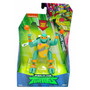 Rise of the Teenage Mutant Ninja Turtles Michelangelo Popup Ninja Attack Deluxe Figure