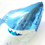 "32"" Shark Balloon 2pcs Blue Ocean Theme Birthday Party Baby Shower"