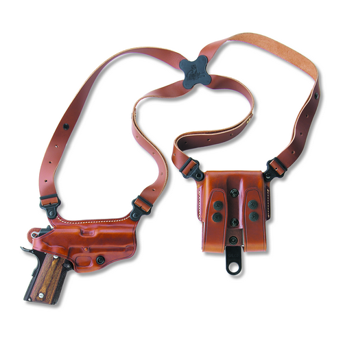 Galco Gunleather Miami Classic Shoulder System MC228B Black 228 Right
