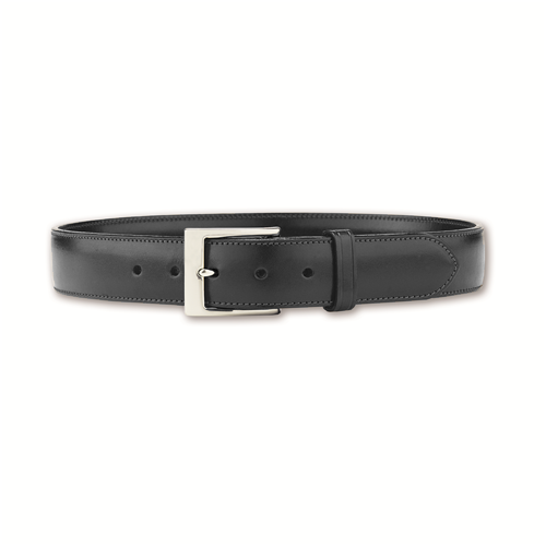 Galco Gunleather SB3 Dress Belt SB3-44B Black Nickel 44