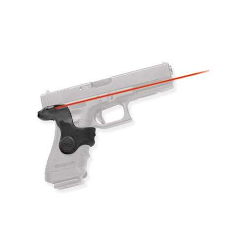 Crimson Trace Lasergrips Glock 17 19 22 23 Laser Sight Overmolded LG-417