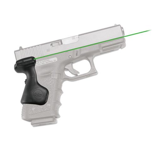 Crimson Trace Lasergrips Glock 19 23 25 32 (Gen 3) Green LG-639G