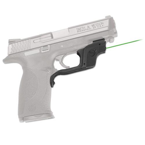 Crimson Trace Laserguard M&P Full Size/Compact Laser Sight Green LG-360G-S