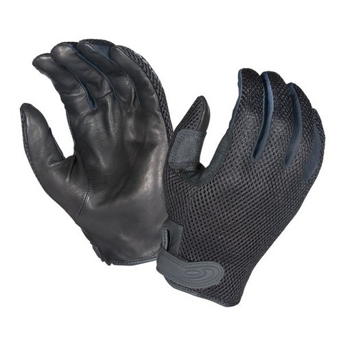 Hatch Cooltac Police Search Duty Gloves 3828 Black Small
