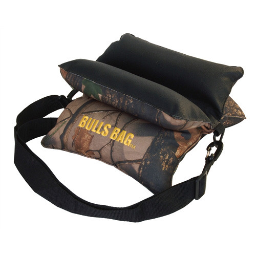 Bulls Bag/Uncle Buds Field Shooting Rest Tuff-Tec/Tree Camo 10in 16014