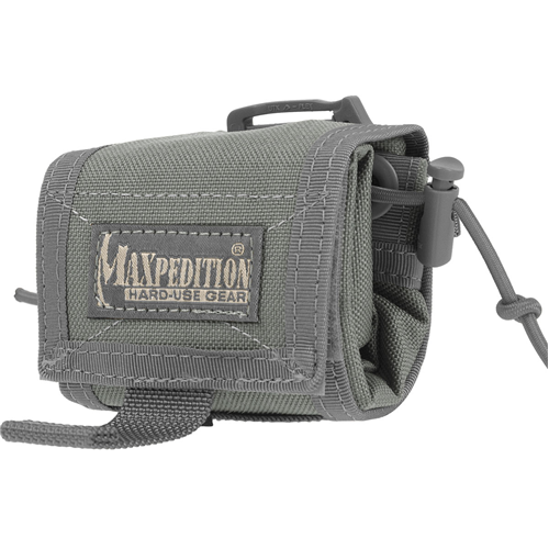 Maxpedition Rollypoly Folding Utility Dump Pouch 0208F Foliage