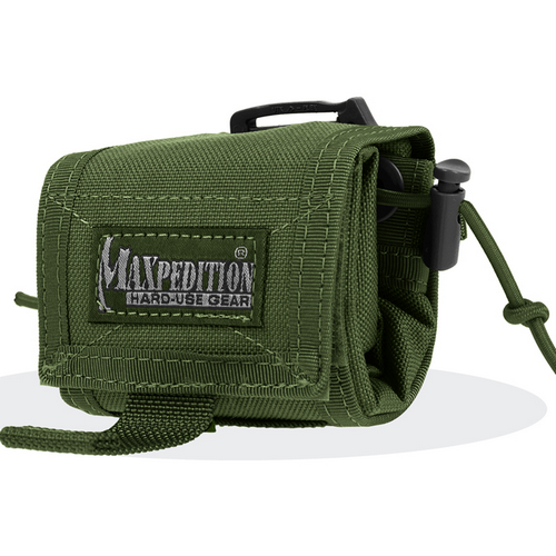 Maxpedition Rollypoly Folding Utility Dump Pouch 0208G OD Green
