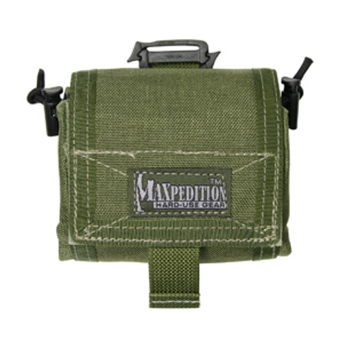 Maxpedition Mega Rollypoly Folding Dump Pouch 0209G OD Green