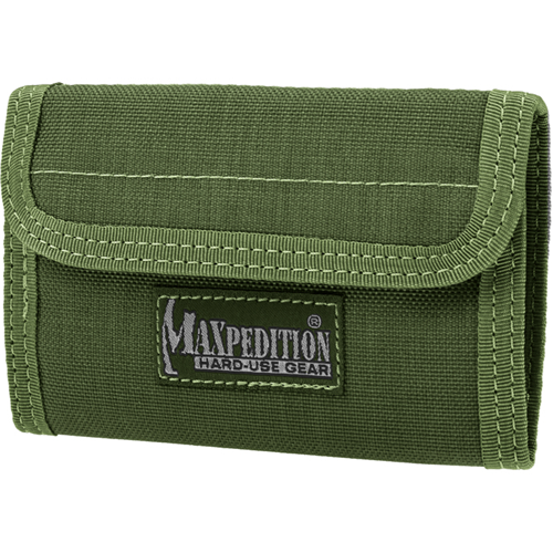 Maxpedition Spartan Wallet 0229G OD Green