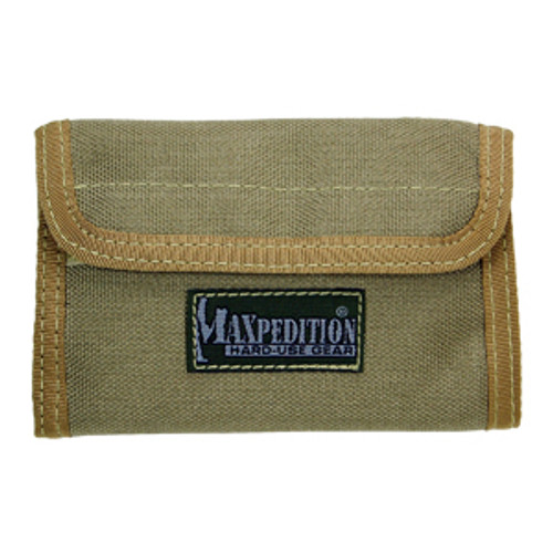 Maxpedition Spartan Wallet 0229K Khaki