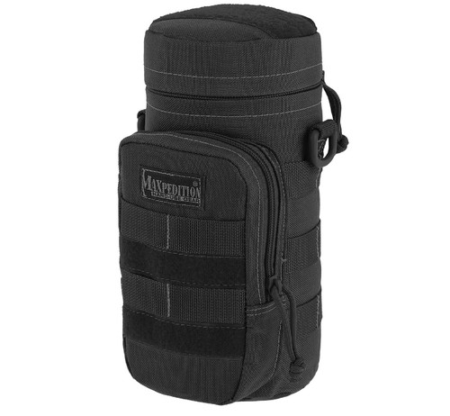 Maxpedition 10 X 4 Bottle Holder 0325B Black 1L