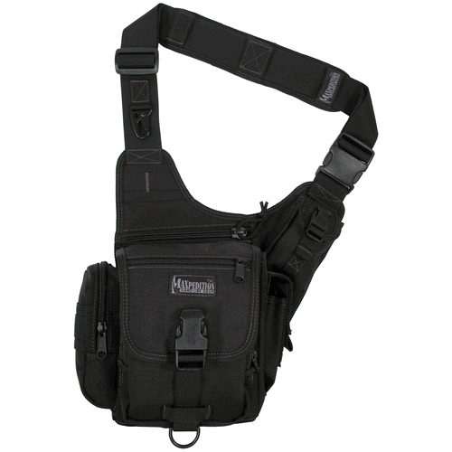 Maxpedition Fatboy Versipack 0403B Black