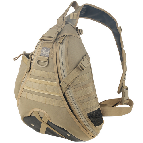 Maxpedition Monsoon Gearslinger 0410K Khaki