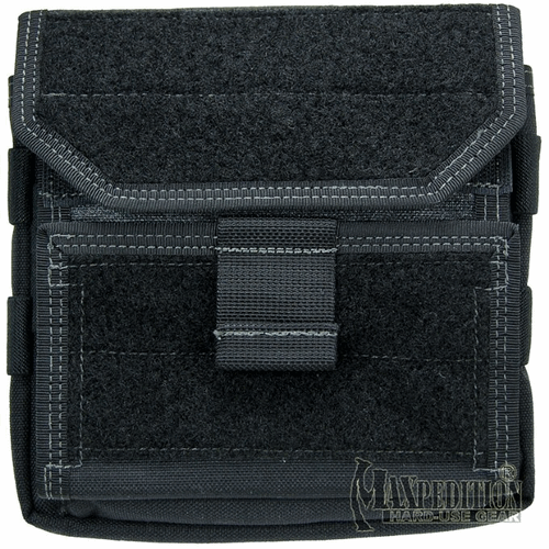 Maxpedition Monkey Combat Admin Pouch 9811B Black