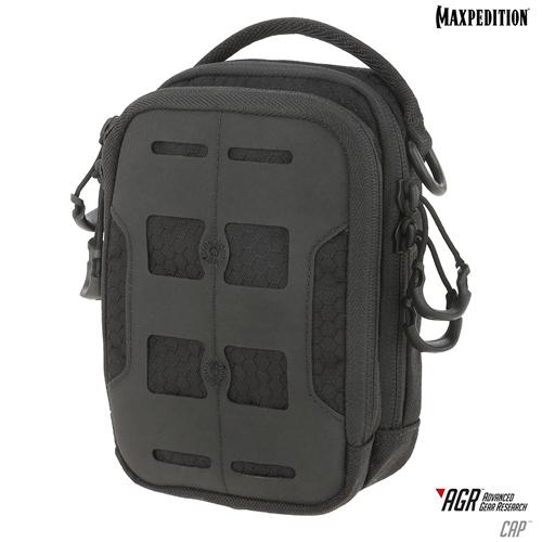Maxpedition Cap Compact Admin Pouch CAPBLK Black