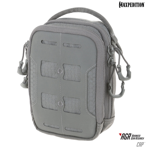 Maxpedition Cap Compact Admin Pouch CAPGRY Gray