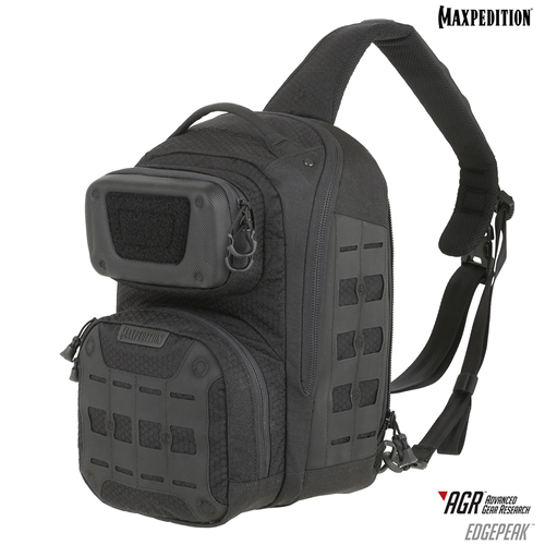 Maxpedition Edgepeak Sling Pack EDPBLK Black