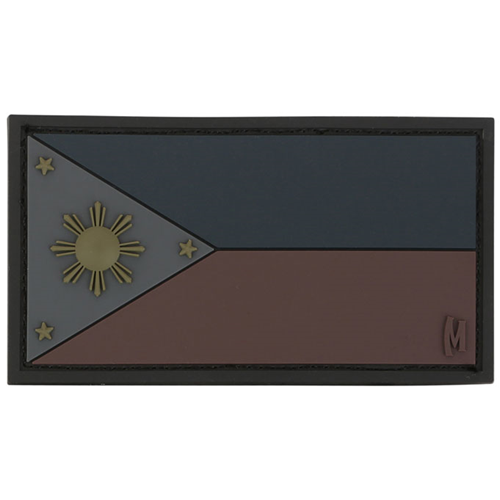 Maxpedition Philippines Flag Patch PHILX Stealth