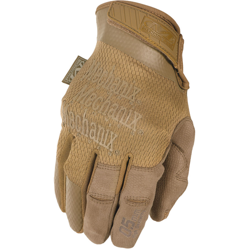 Mechanix Wear Specialty 0.5mm Covert Gloves MSD-72-008 Coyote Small