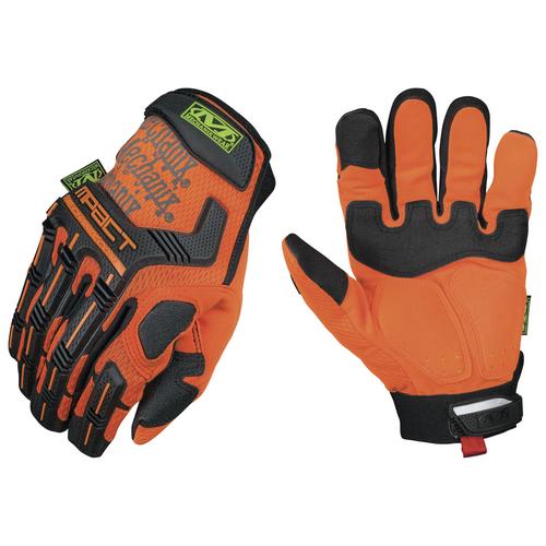 Mechanix Wear Hi-Viz M-Pact XD Glove SMP-99-010 Orange Large