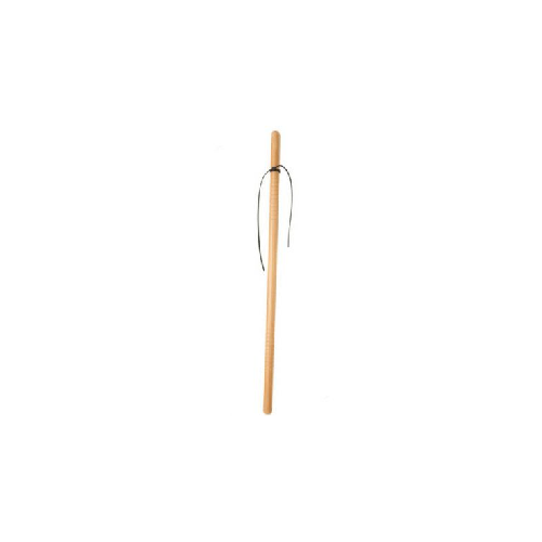 Monadnock Products Wood Straight Baton 1152577 Black 36in.
