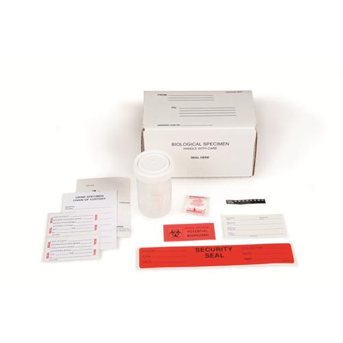 NIK Urine Collection Kit Single Sample 3020-1