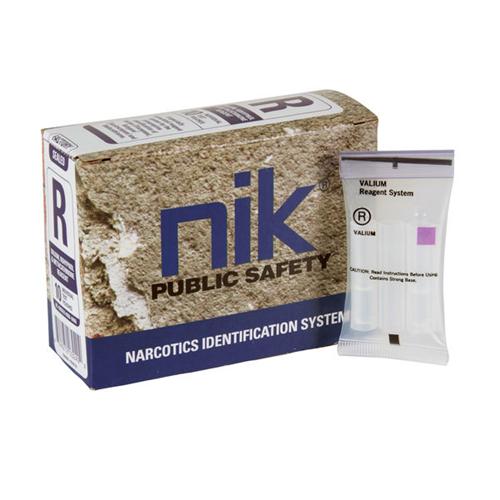 NIK Test R - Valium Rohypnol and Methcathinone 800-6086 R (Rohypnol)
