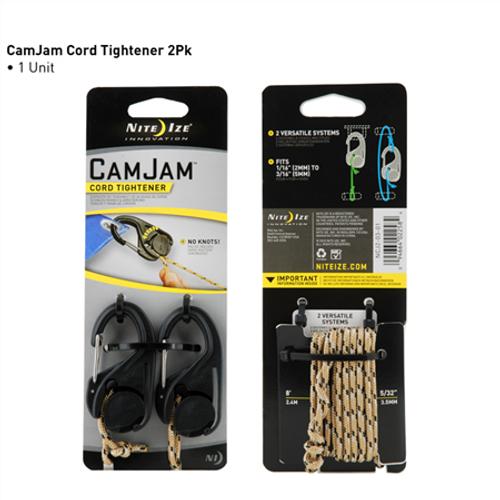 Nite-Ize Camjam Cord Tightener NCJ2-03-01