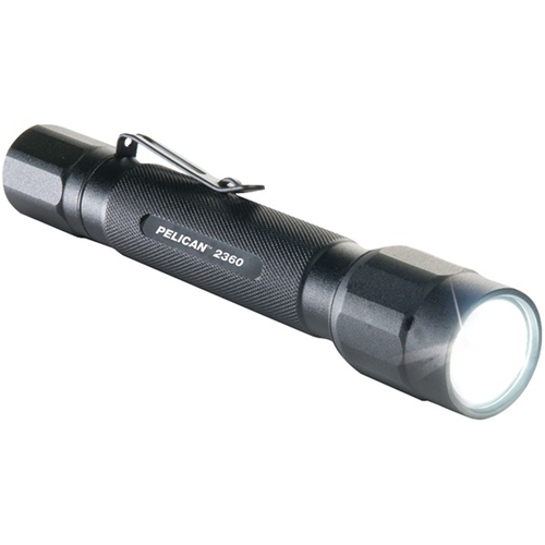 Pelican Products 2360 Tactical Flashlight 023600-0002-110