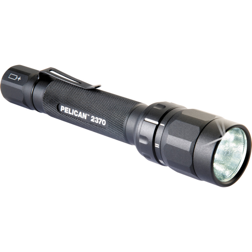 Pelican Products 2370 Tactical Flashlight 023700-0001-110