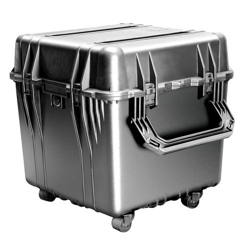 Pelican Products 0350 Cube Case 0350-000-110 Black Foam