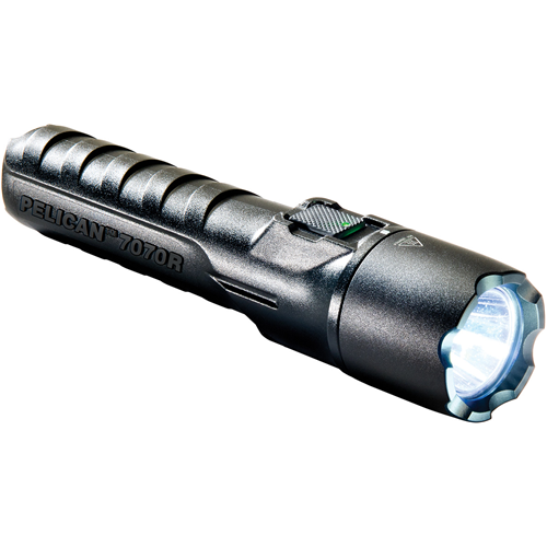 Pelican Products 7070R Tactical Flashlight 07070R-0000-110