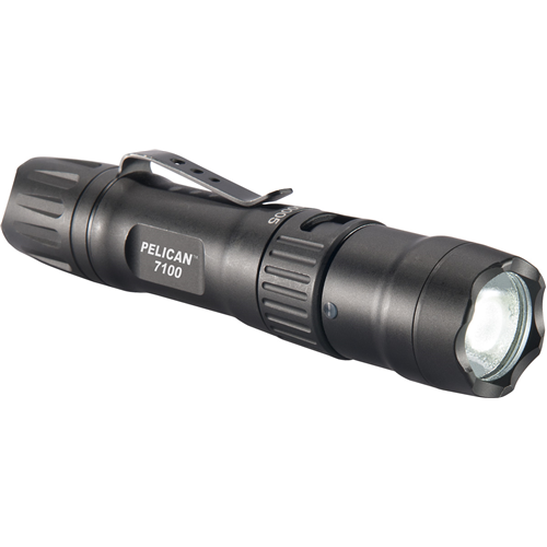 Pelican Products 7100 Tactical Flashlight 071000-0000-110