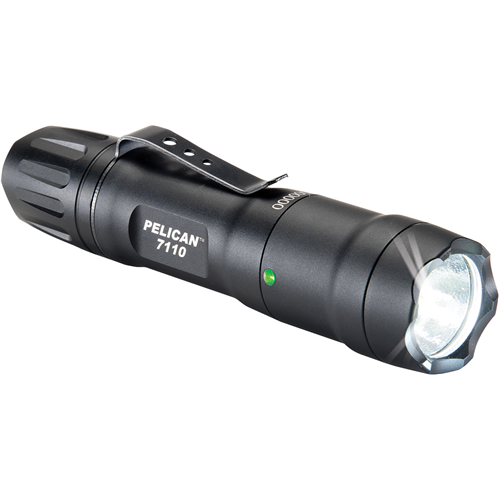 Pelican Products 7110 Tactical Flashlight 071100-0000-110