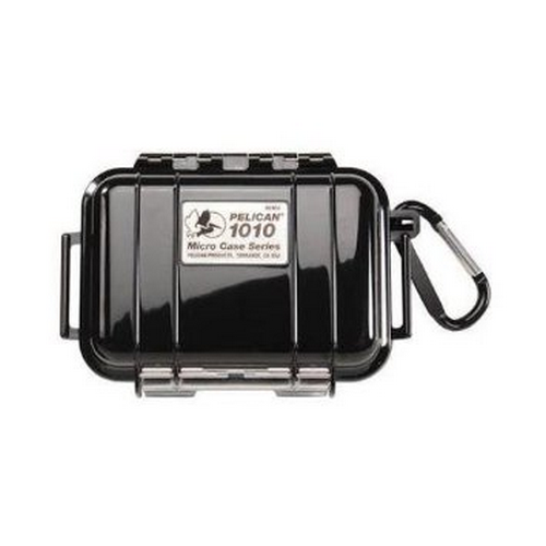 Pelican Products 1010 Micro Case 1010-025-110 Black Black Liner