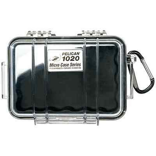 Pelican Products 1020 Micro Case 1020-025-110 Black