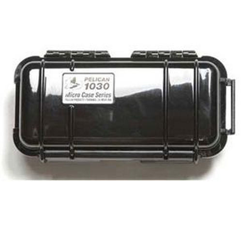 Pelican Products 1030 Micro Case 1030-025-110 Black