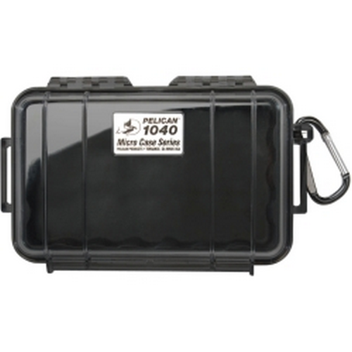 Pelican Products 1040 Micro Case 1040-025-110 Black