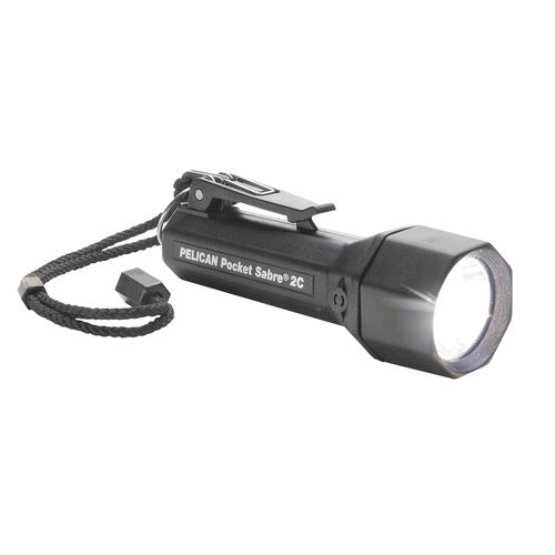 Pelican Products 1820 Pocket Sabre Flashlight 1820-010-110 Black