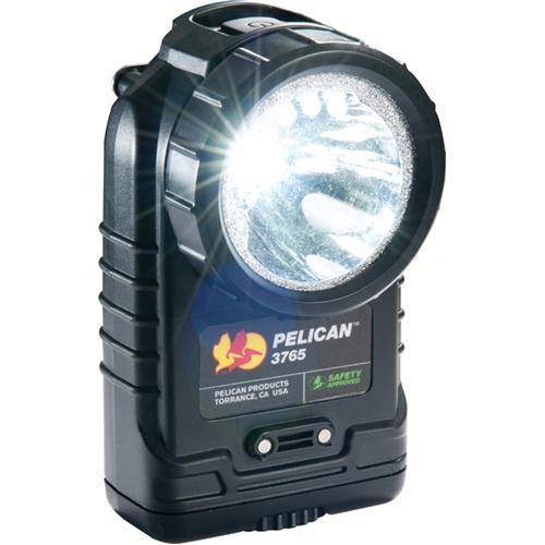 Pelican Products 3761B3765-LED w/BATT.ONLYALK APPBLK 3765-040-110
