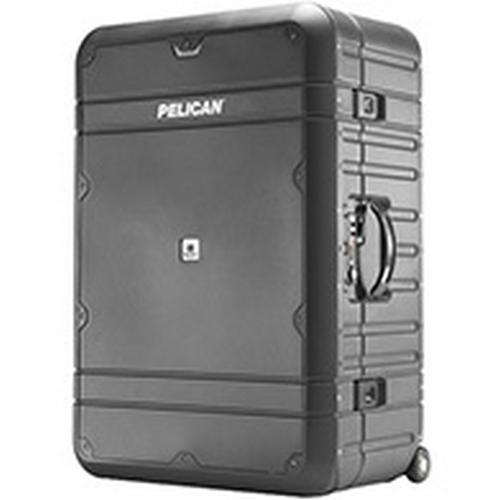 Pelican Products Elite Vacationer Luggage LG-BA30-GRYBLK