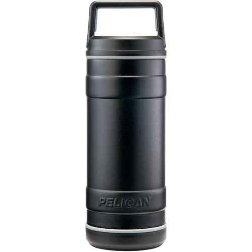 Pelican Products Traveler Bottle TRAV-BO18-BLK Black 18oz