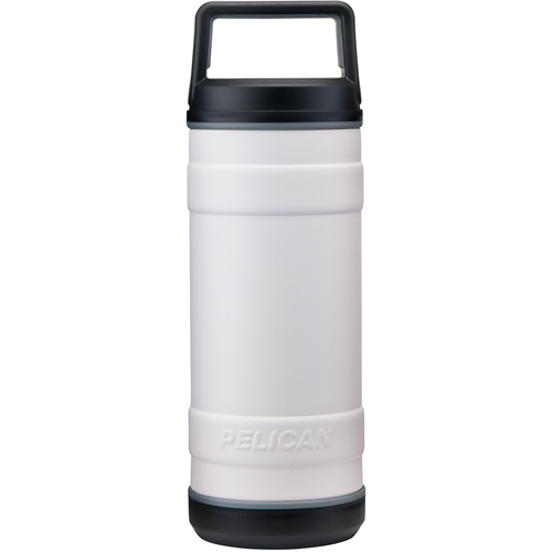 Pelican Products Traveler Bottle TRAV-BO18-WHT White 18oz