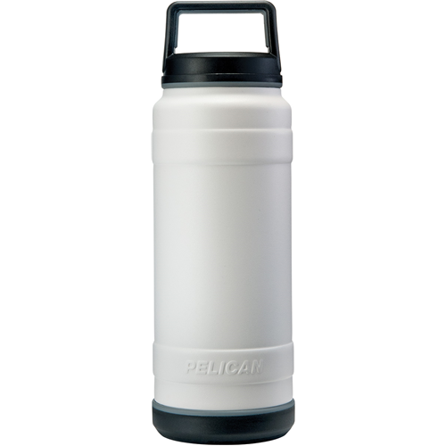 Pelican Products Traveler Bottle TRAV-BO32-WHT White 32oz