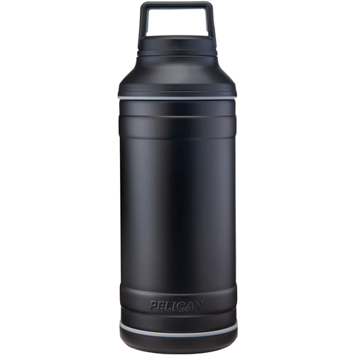 Pelican Products Traveler Bottle TRAV-BO64-BLK Black 64oz