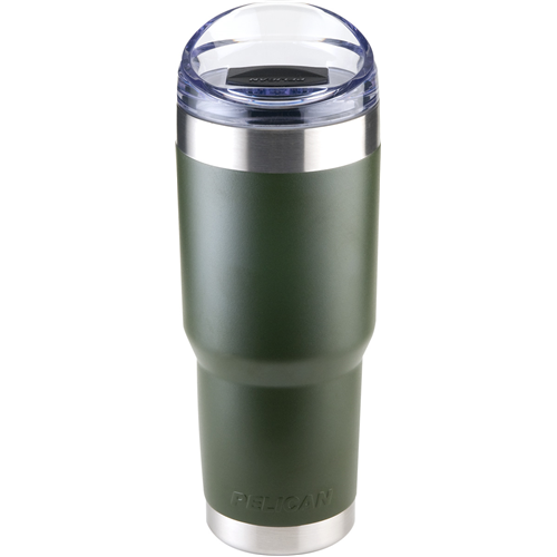 Pelican Products Traveler Tumbler TRAV-SD32-OD OD Green 32oz